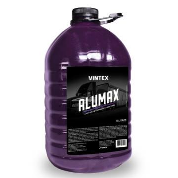 Alumax - Limpador de Alumínio e Chassi - Vonixx/Vintex (5 Litros) Diluição 1:10