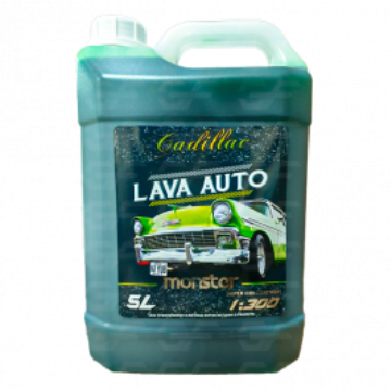 Lava Auto Super Concentrado Monster Cadillac 5L