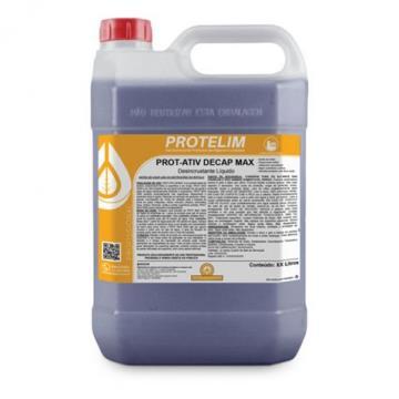 Prot Ativ Decap Max Desincrustante (Limpa Baú) - 5 Litros - Protelim