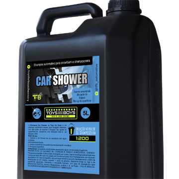 SHAMPOO AUTOMOTIVO CAR SHOWER - 5L TOYS FOR BOYS