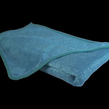 Toalha de secagem 50x90cm em microfibras 350gsm  Vonixx