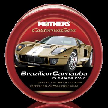 CALIFORNIA GOLD CARNAÚBA CLEANER WAX 340G MOTHERS