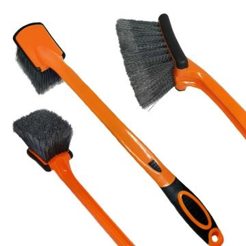 Escova Longa para Limpeza de Caixa de Rodas - Kers