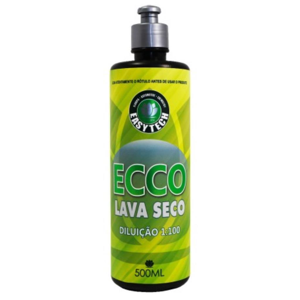Ecco Lava Seco - EasyTech (500ml) Diluição 1:100