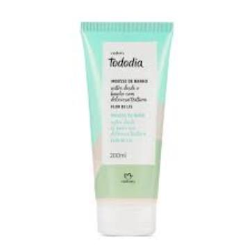 Mousse de Banho Desodorante Flor de Lis Tododia - 200ml (72183)