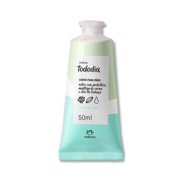 Creme Nutritivo para as Mãos Flor de Lis Tododia - 50ml (72177)