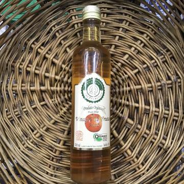 Vinagre de maçã orgânico (500 ml)