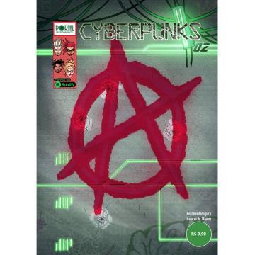 Cyberpunks #02 - Edição Digital (com extras incluso)