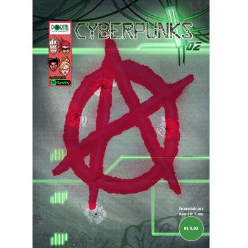 Cyberpunks #02 - Edição Digital