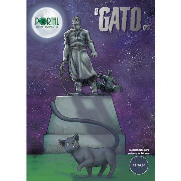 O Gato #02 - Edição Digital (com extras incluso)