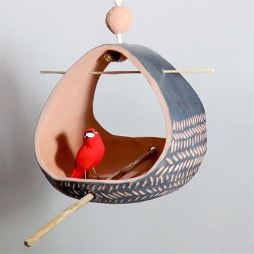 Comedouro de cerâmica 10 - Fabi Gracioli - ponta de estoque