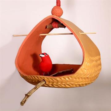 Comedouro de cerâmica 4 - Fabi Gracioli
