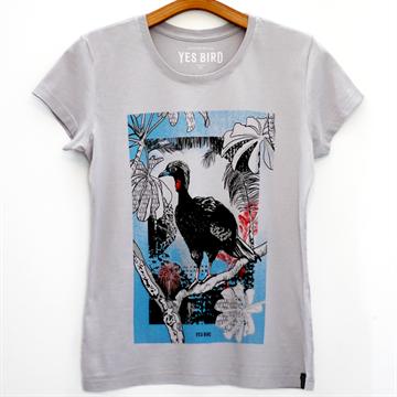 Camiseta Jacutinga - Yes Bird