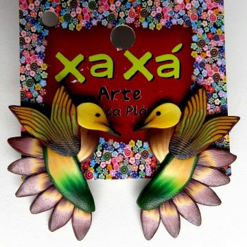 Beija-flor - Brinco Xaxá modelo 1 - 10