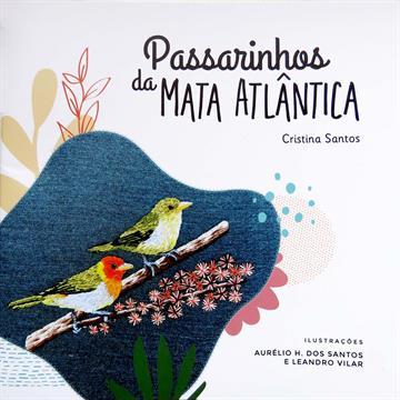 Passarinhos da Mata Atlântica