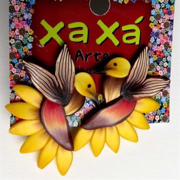 Beija-flor - Brinco Xaxá modelo 1 - 01
