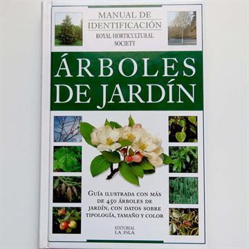 Arboles de Jardín - manual de identificación
