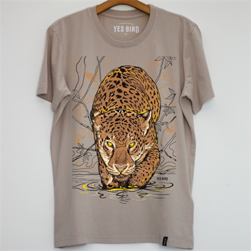 Camiseta Onça-pintada - Yes Bird