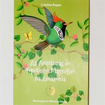As Aventuras do Topetinho Magnífico na Amazônia
