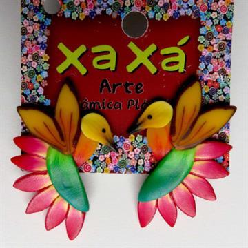 Beija-flor - Brinco Xaxá modelo 1 - 05