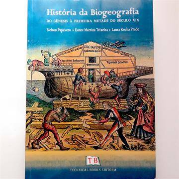 História da Biogeografia - do Gênesis à Primeira Metade do Século XIX