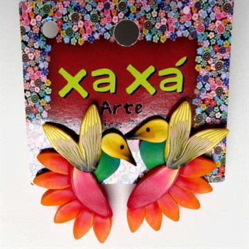 Beija-flor - Brinco Xaxá modelo 1 - 04