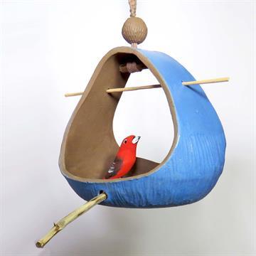 Comedouro de cerâmica 1 - Fabi Gracioli