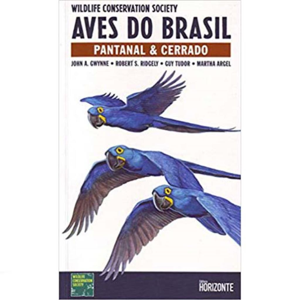 Guia de Campo Aves do Brasil - Pantanal & Cerrado ponta de estoque