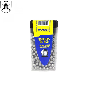 Esferas de Aço 4.5mm Rossi