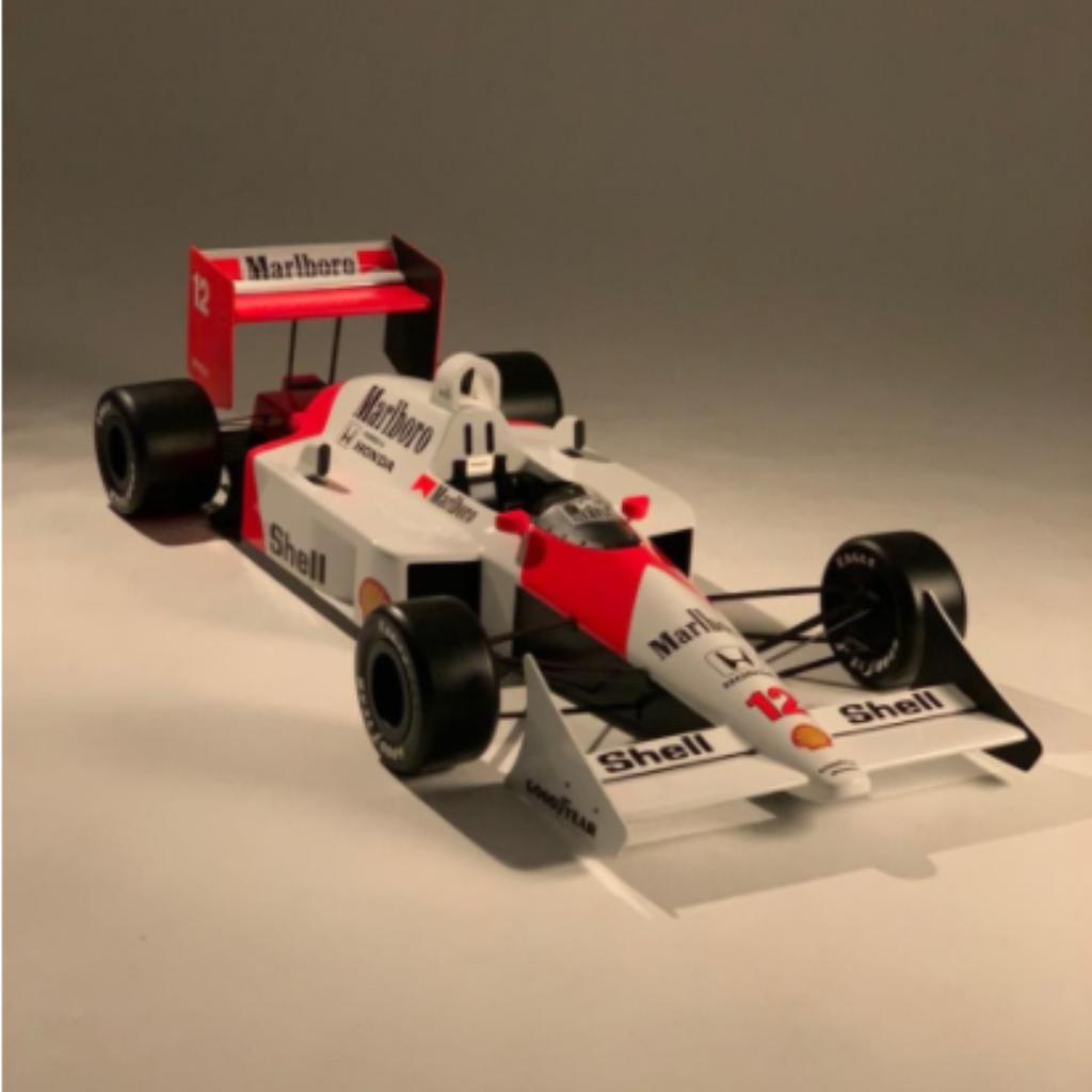 Réplica McLaren Escala 1. .2
