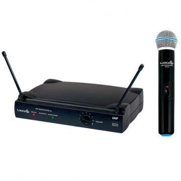 MICROFONE LYCO S/ FIO UHF UM01M