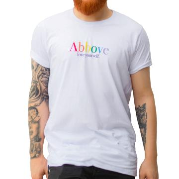 Camiseta Abbove Love Yourself - Branco