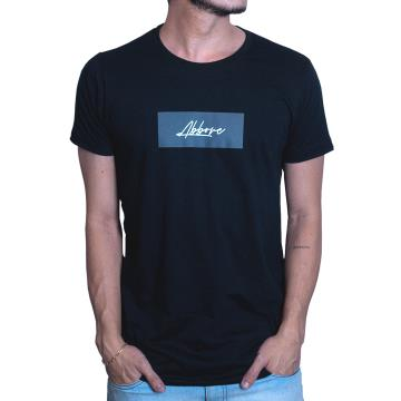 Camiseta Abbove Colors of Desire - Preto