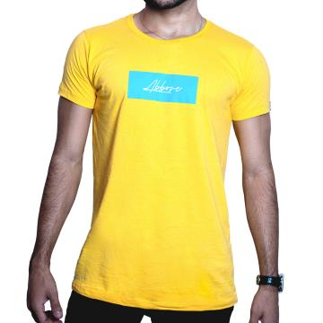 Camiseta Abbove Colors of Desire - Amarelo