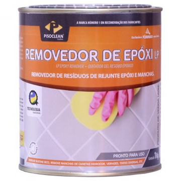 Removedor Epoxi LP - 1kg