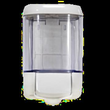 Dispenser Saboneteira de reservatório Bralimpia