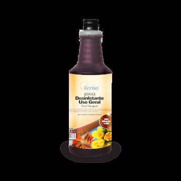 Desinfetante Mirax Alta Diluição 1:200 - Floral Buquet -1L