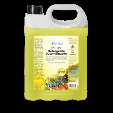 Klyo Pine Detergente Gel - 5L