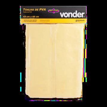 Toalha Superabsorvente  - 43x66 PVA Vonder