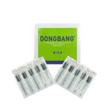 Agulhas 0,25mm x 30mm caixa c/1000 - Dong Bang