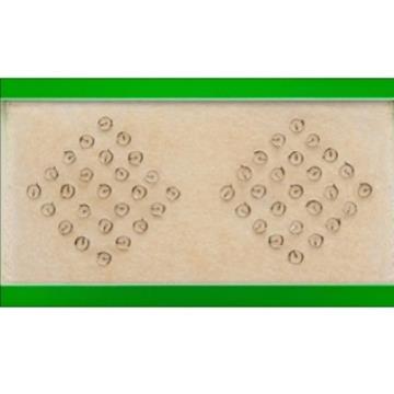 Agulhas Auriculares 1,5 mm Complementar Cartela 50 un