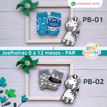 JOELHEIRA MASC 0-12 MESES UNITÁRIO