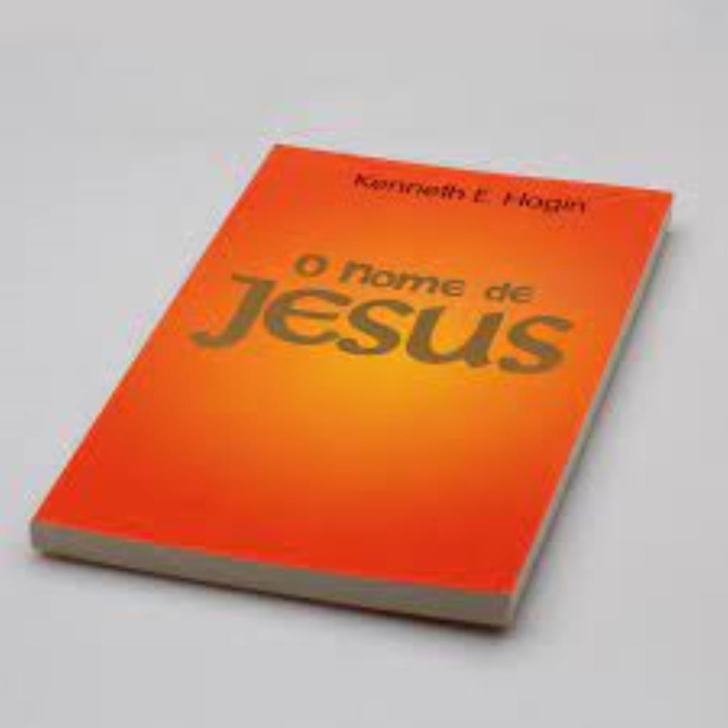 """Livro """"O Nome de Jesus"""" (Escola de Profetas)"""