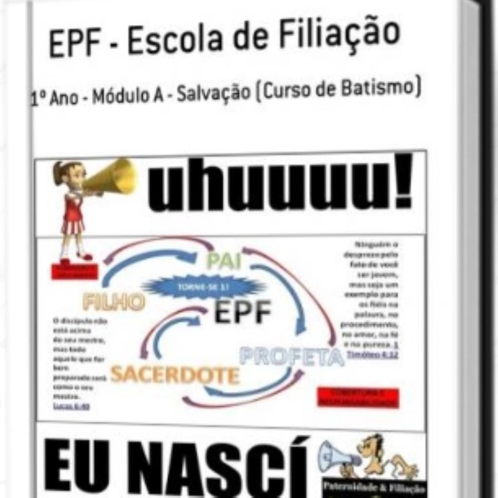 Escola de Filiação da EPF - 33a. Turma - Terças e Quintas - Início 31/08/21