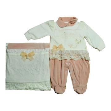 Saída de Maternidade Pipoquinhas Baby