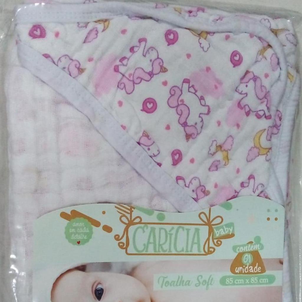 TOALHA CARICIA SOFT