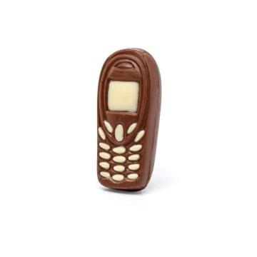 Celular de Chocolate ao leite 40g - Prawer