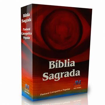 BÍBLIA AVE-MARIA POPULAR - Bolso
