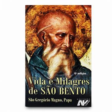VIDA E MILAGRES DE SÃO BENTO - São Gregório Magno