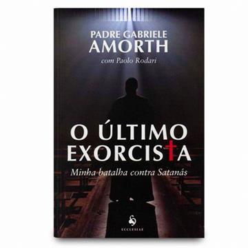 O ÚLTIMO EXORCISTA - Padre Gabriele Amorth